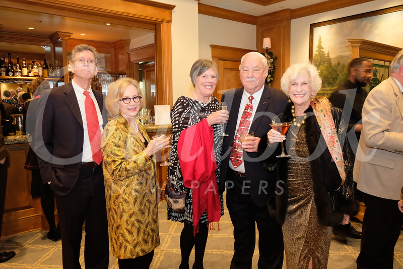 Jim Lucas, Lynne Parkhurst, Sara and Bill Griggs, and Celinda Pearson