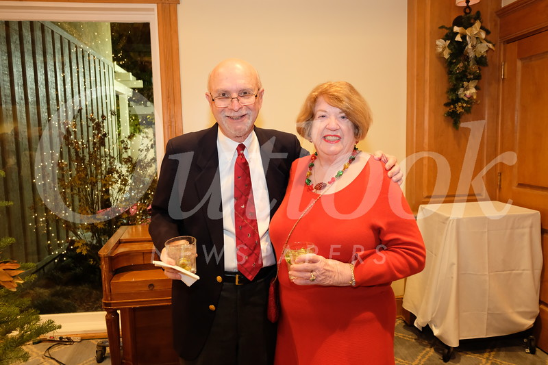 Howard and Linda Cantwell