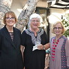 Sue Cook, Kathy Symons and Lynne Parkhurst