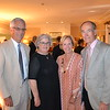 John and Margaret Quigley with Charlotte Streng and Gary Conrad