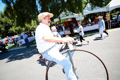 16 old timey guy on bike