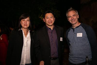 Robin Chuang, Rick Tantiga and Mark Haslett