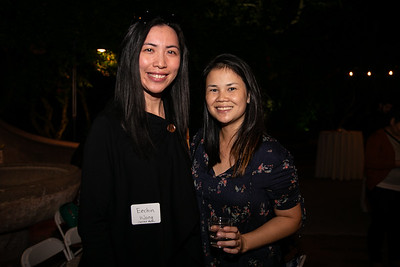Eechin Wong and Michelle Huynh