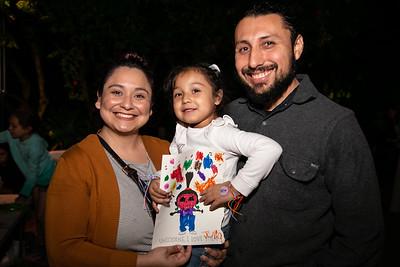 Yoanha Delgado, Julia Garcia-Delgado and Christian Garcia