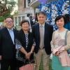 C. Joseph and Shwu Chang, William Ko and Emma Ye