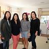 Lisa Nguyen, Ellen Tsang, Michiko Lee and Angela Sze