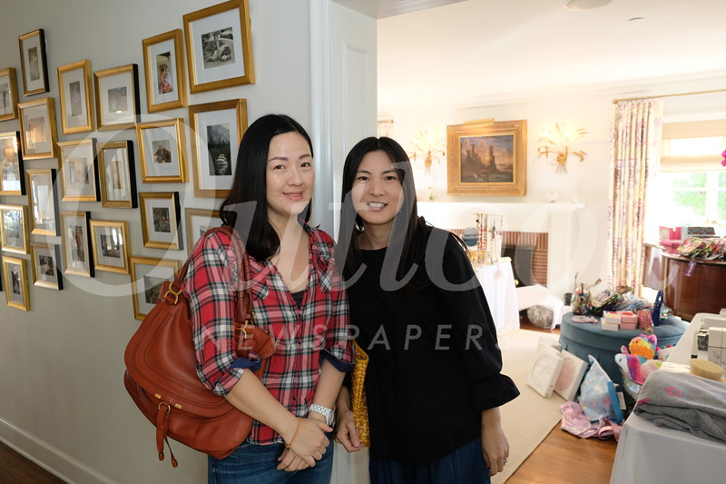 Kate Luo and Soyoung Yoon