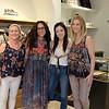 Janine Boyle, Felicia Gaxiola, Bethany Choi and Karan Tarallo-Lizarazu of Johnny Was