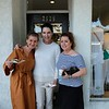 Sonia Schmidt of Jarbo Collection with Shelley McMahon and Lisa Arciniega of J. McLaughlin