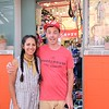 Carla Alcibar of Prickley Pals and Sean Talkington of Cub House Bike Shop