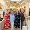 Kimm Thornton, Connie Harding, Lauri Wax and Kim Hurlbert of Pearls
