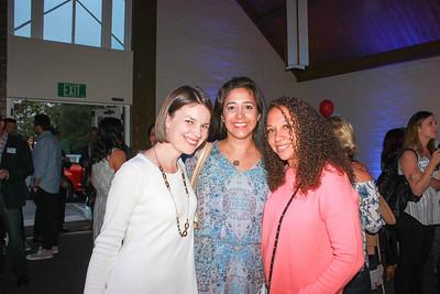 Amber Zelenay, Diana Ralph and Ashley Harrison