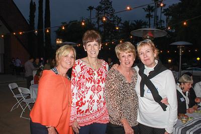 Darlene Porter, Liz Westphal, Cathy Martin and Elvia Dankelman Zeylemaker