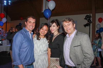 Jeremy and Sandra Shinkfield with Taryn and Kary Reichman
