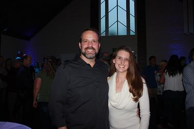 Rob and Lisa Gillison