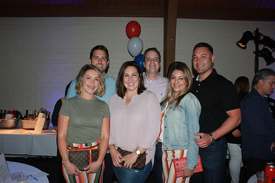 Heather and Spencer Sanderson, Michelle and Bill Alexander, and Karina and Mike Bland