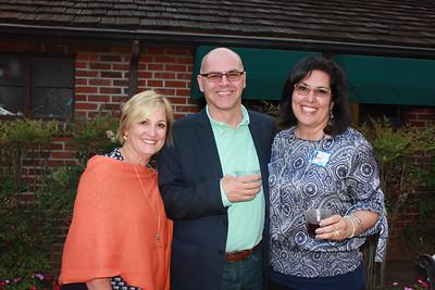 Darlene Porter with Peter and Carol Mekailian