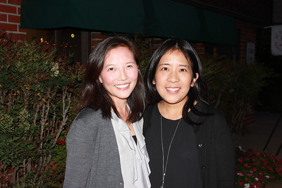 Annelise Lin and Jenny Kaw