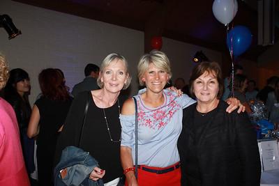 Barbara Wagner, Cheryl Eiffers and Cheryl Medeiros