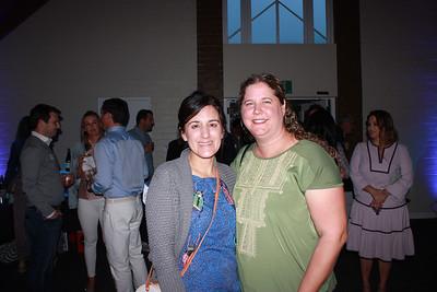 Sarah Schoettler and Lani Di Bona