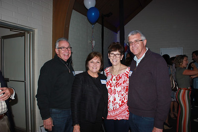 Greg and Sharon Medeiros with Liz and Paul Westphal