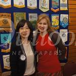 13 Competition Judges Sharon Park and Michele Patzakis