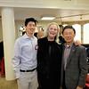 Joseph Hung, Nicole Basseri and Eugene Sun