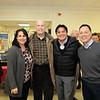 San Marino City Manager Marcella Marlowe, City Councilman Steve Talt, Calvin Lo and Jeff Shimamoto