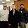 J.P. Mainguy, Shody Chow and Aaron Gil