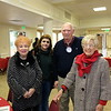 Lucille Norberg, Nora Hoyos, Chuck Miller and Billie Youngblood