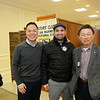 Jeff Shimamoto, Aaron Gil and Eugene Sun