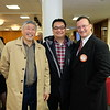Isaac Hung, John Chang and Michael Killackey