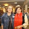 12 Donya Pezeshki and Gilda Moshir, President of the San Marino Rotary