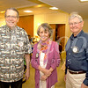13 William Bortz, Lois Derry and Bill Payne