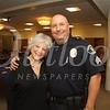 8 Julie Campoy and Sargent Robert Matthews