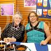 2 Roberta Gunderson and Iris Snyder