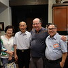 Mary Keh, Norma Chow, William Keh, Andrew Kindler and C. Joseph Chang