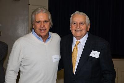 Mitch Lehman and Jim Angelos