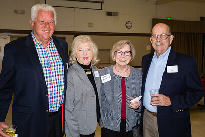 Mort and Ceil Mortimer with Cheryl and Russ Zimmer