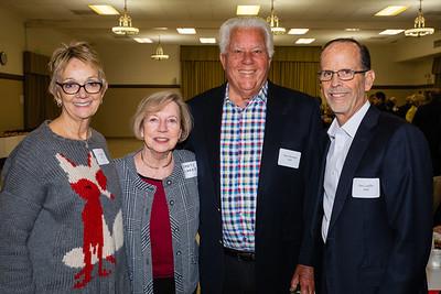 Lisa Loeffler, Cheryl Zimmer, Mort Mortimer and Pete Loeffler