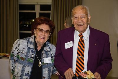 Graziella and Robert Almanza