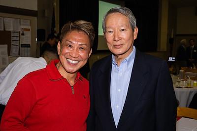 Ed Tom and Shody Chow
