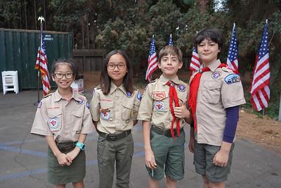 08679 Jennifer Ko, Kate Chung, Baron Aranda and Drew Wilson