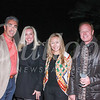 Lon and Kelly Duncan with Lonnie and Joe Sanok
