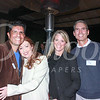 A P  and Krista Diaz with Shannon and Kevin Snaer