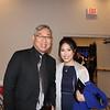 Shawn Chou and Carol Huang