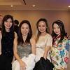 Wendy Hsu, Jasmin Tsai, Nicole Zhou and Rain Wu