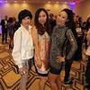 Vivian Wong, Cathy Yang and Michelle Ausbrooks
