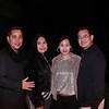 Darren and Maria Manibog with Rosemary Lay and David Wang
