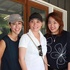 Audrey McCarthy, Yuka Hsieh and Luyi Khasi